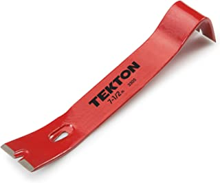 TEKTON 7-1/2 Inch Flat Pry Bar | 3305