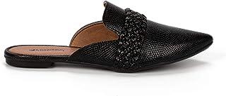 Mule Mississipi Sapato Mule feminino