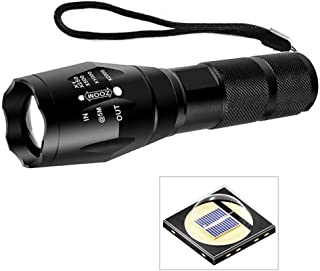IR LED Illuminator Flashlight Zoomable 850nm Infrared Flashlight Night Vision Device for Hunting, Search& Rescue, Military Use.