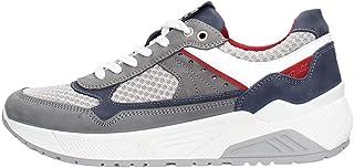IGIECO Sneakers Uomo Nabuk Grigio Scuro