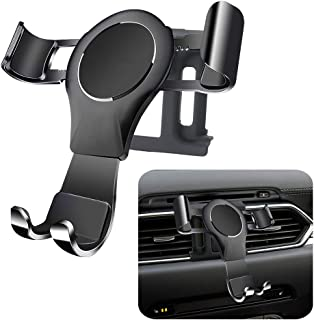 LUNQIN Car Phone Holder for 2017-2020 Mazda CX-5 CX5 Auto Accessories Navigation Bracket Interior Decoration Mobile Cell P...