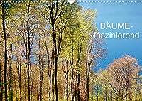 Baeume-faszinierend (Wandkalender 2022 DIN A3 quer): Fotografien von Baeumen zu verschiedenen Jahreszeiten (Monatskalender, 14 Seiten )