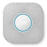 Nest Protect 2ème génération fumée + Détecteur de monoxyde de carbone, S3000BWGB