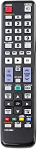 ZdalaMit AH59-02298A AH5902298A Replacement Remote Control Applicable for Samsung BD Home Theater System Blu-ray HTC5500 HTC6500 HTC5550 HTC6730W HTC6900W HTC7550W HT-C5500 HT-C6500 HT-C5550 HT-C6730