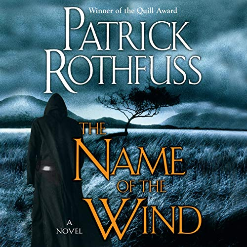 The Name of the Wind  By  cover art
