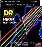 DR Electric Guitar Strings Multi-color