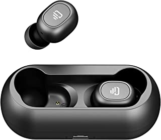 Dudios True Wireless Earbuds, Bluetooth 5.0 Wireless Headphones Stereo in-Ear Mini Earphones(15 Hrs Playtime, Auto Pairing...