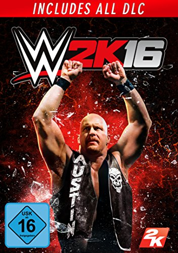 WWE 2K16 [PC Code - Steam]