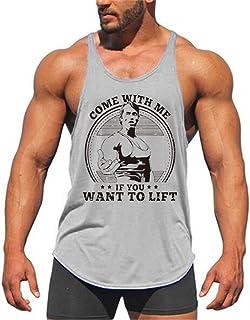 Évolution de body building pour homme gilet réservoir de gym sport top taille s-xxl