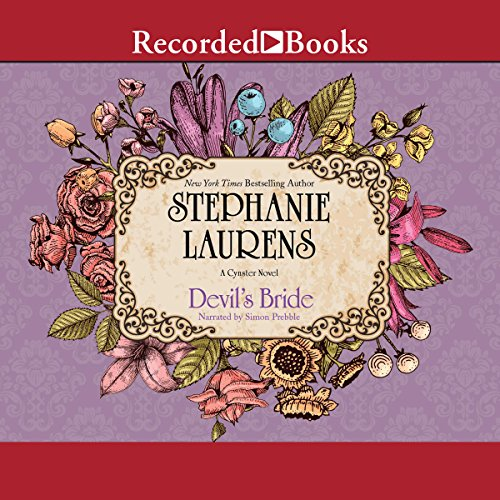 Devil's Bride audiobook cover art