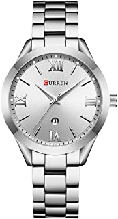 CURREN 9007 Luxury Women Watch Famous Brands Gold Fashion Design Bracelet Watches Ladies Women