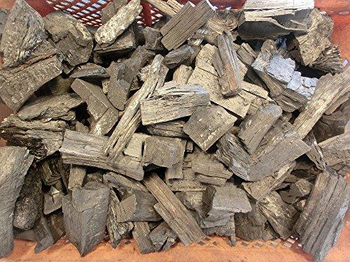 木炭 炭 備長炭 バーベキュー オガ炭 自社製 樫荒炭小10kg箱入り 業務用炭火焼きに最適