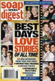 Soap Opera Digest Magazine - April 9, 2018 - The Best Days of Our Lives Love Stories of All Time