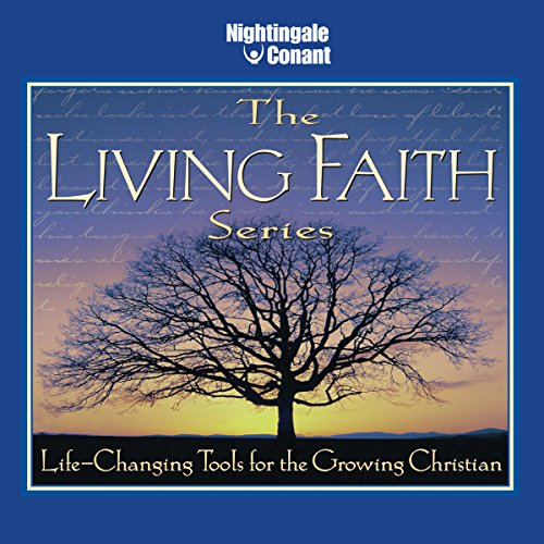 The Living Faith Series audiobook cover art