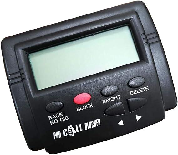 Instale um Bloqueador de Chamadas no Seu Telefone Fixo