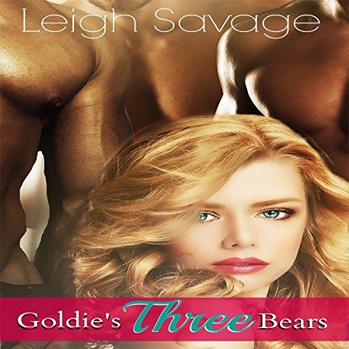 Goldie's Three Bears audiobook cover art