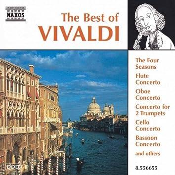 VIVALDI : The Best of Vivaldi