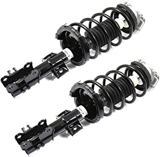 AUTOMUTO Strut Spring Assembly Front Struts Shock Absorber Fit for 2001 2002 Volvo V70 2003 2004 2005 2006 2007 Volvo XC70