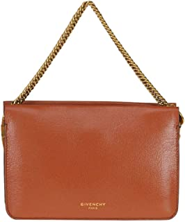 Givenchy Women's MCGLBRE000006055I Brown Leather Clutch