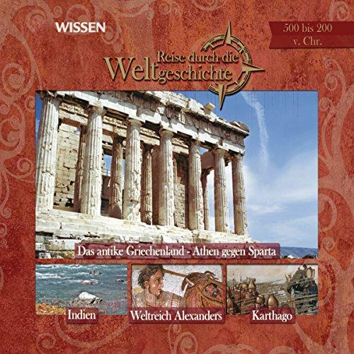 Reise durch die Weltgeschichte 500-200 v.Chr. Titelbild
