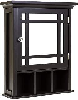Boxlike9 Shop Cabinet Wood Wall Mounted Bathroom Vanity Mirror Storage Medicine Shelves Over Toilet