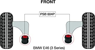 06-15 PSB357//357F Complete Front Lower Arm Bushing Kit PSB Polyurethane Bush S-Max//Galaxy