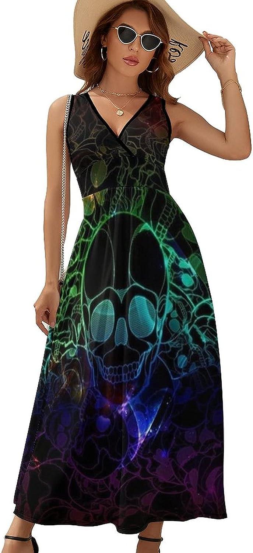 JZDACH Womens Casual Direct Surprise price store Summer Beach Sleeveless Tank Dress