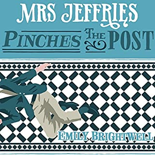 Mrs Jeffries Pinches the Post                   By:                                                                                                                                 Emily Brightwell                               Narrated by:                                                                                                                                 Marlene Sidaway                      Length: 6 hrs and 40 mins     2 ratings     Overall 5.0