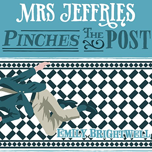 Mrs Jeffries Pinches the Post cover art