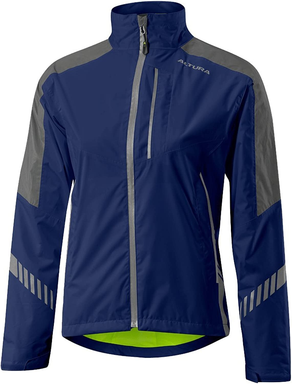Altura Night bluee 2017 Nightvision 3 Womens Cycling Waterproof Jacket