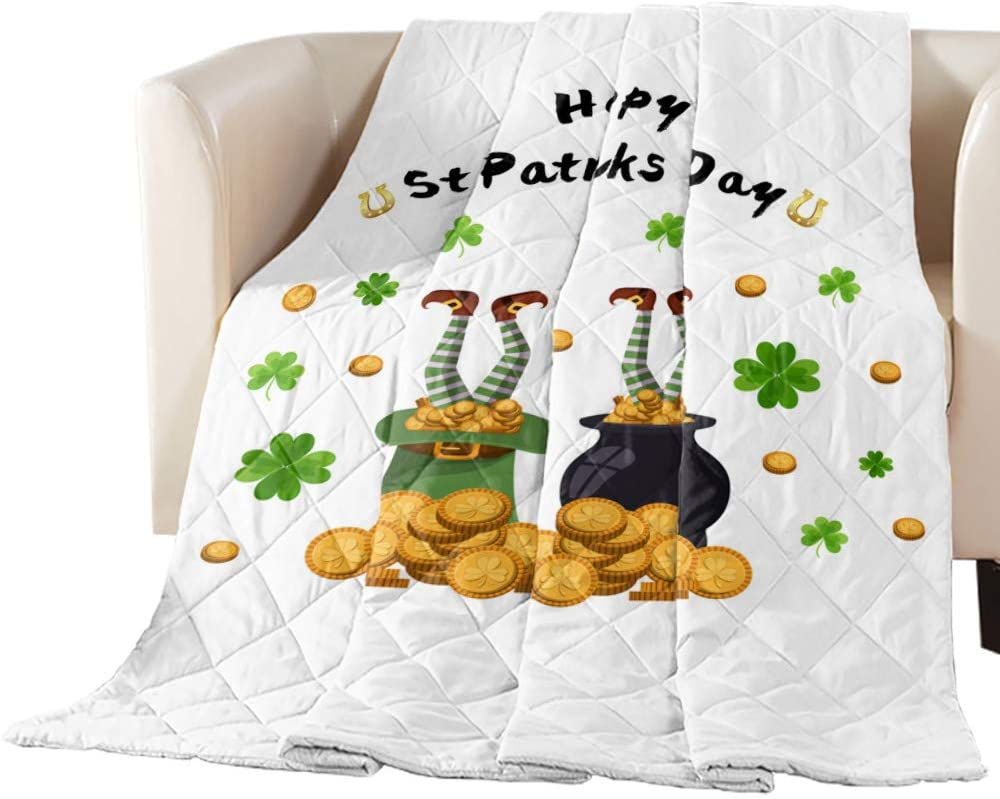 Comforter Duvet Insert Home Quilt- Ranking TOP1 Lucky Day Sales of SALE items from new works St. Patrick's Happy