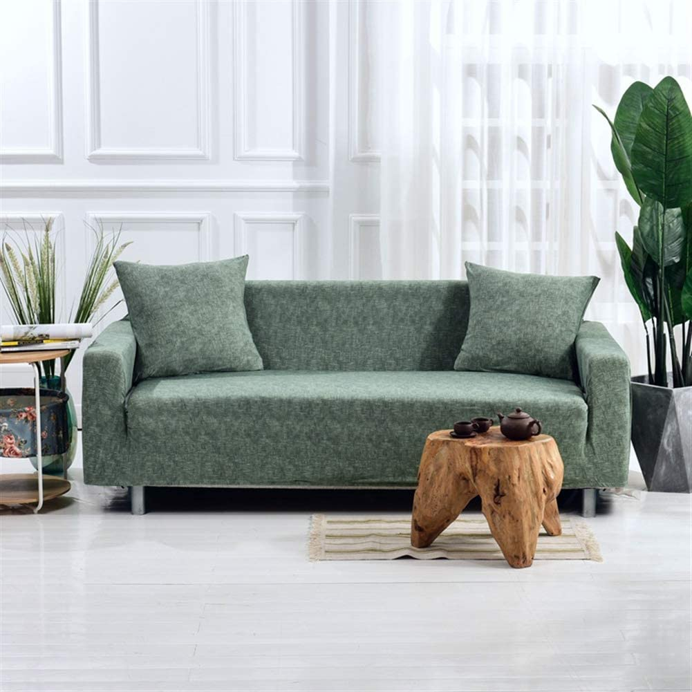 Chickle Dallas Mall Soft Polyester Max 58% OFF Spandex Stretch Sofa Cover Loveseat Couch