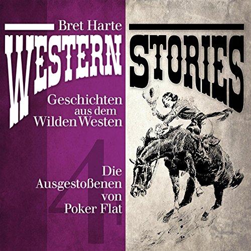 Western Stories - Geschichten aus dem Wilden Westen 4 Titelbild