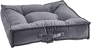 Bowsers Dusk Microvelvet Piazza Pet Dog Bed