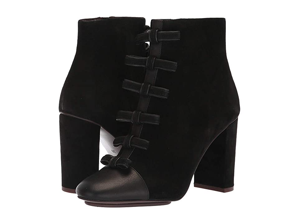 See by Chloe SB31073A (Nero Velvet Calf/Nero Suede) Women