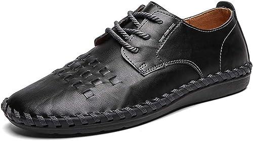 Sandale pour Hommes Sports de Plein air Cuir Plage Loisirs