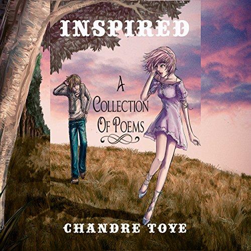 Inspired audiobook cover art