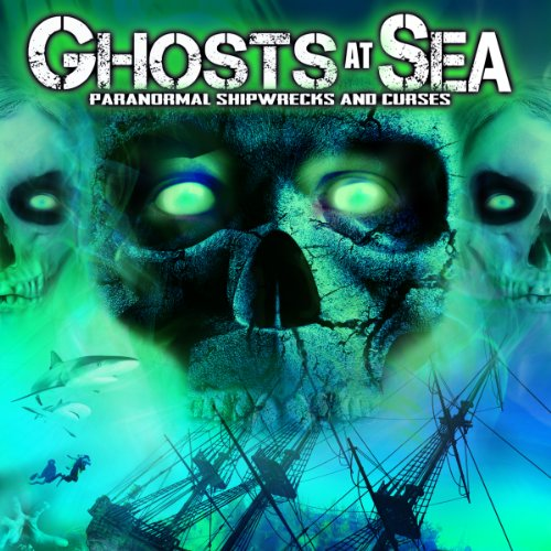 Ghosts at Sea audiobook cover art