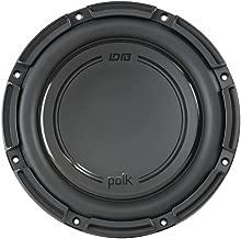 Polk Audio DB+ 10 Inch 1050 Watt 4 Ohm DVC Marine & Car Subwoofer   DB1042DVC