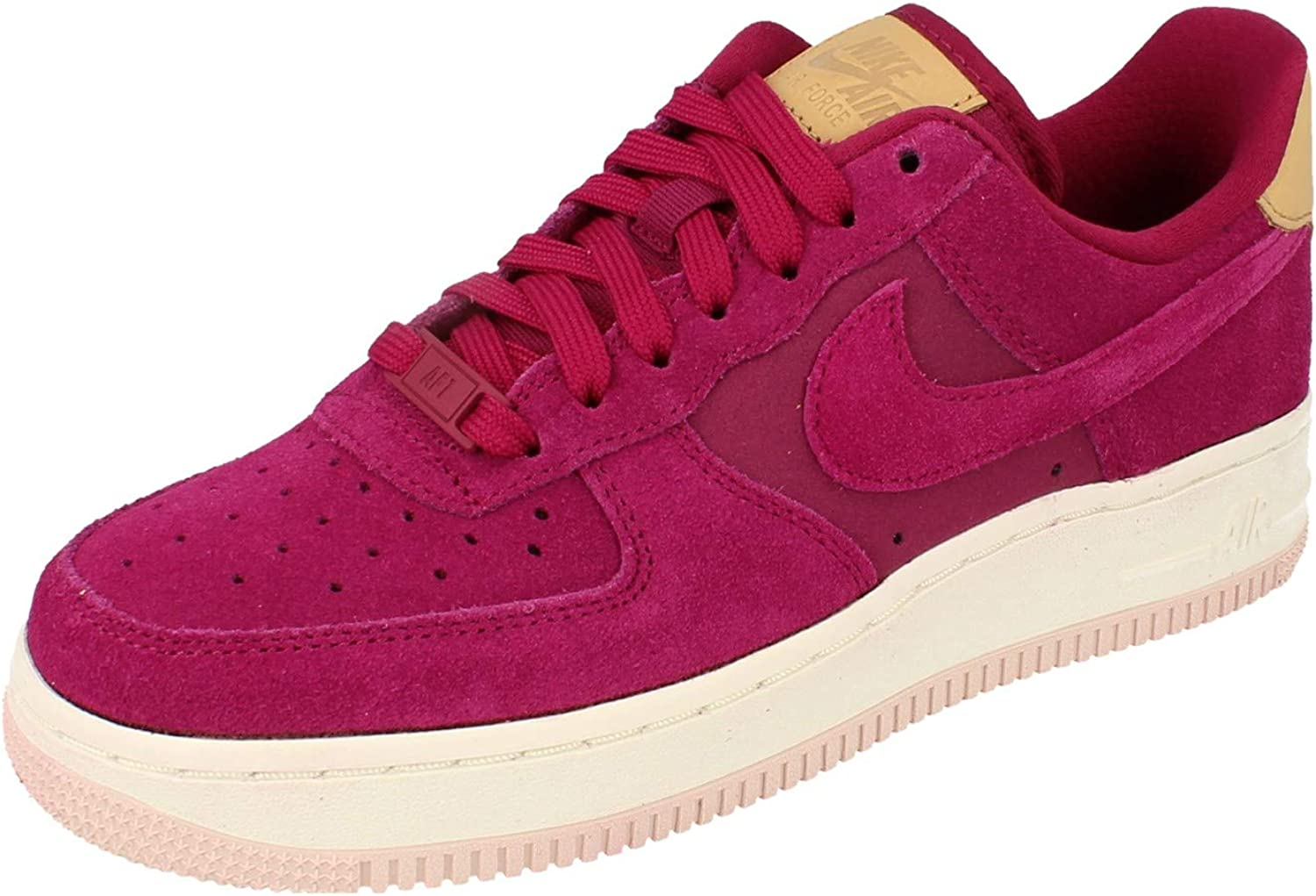 Tomate Indirecto accidente  Amazon.com   Nike Air Force 1 07 PRM Womens Trainers 896185 Sneakers Shoes    Fashion Sneakers