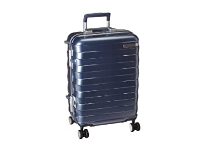 Samsonite Framelock 20 Upright Spinner (Ice Blue) Luggage
