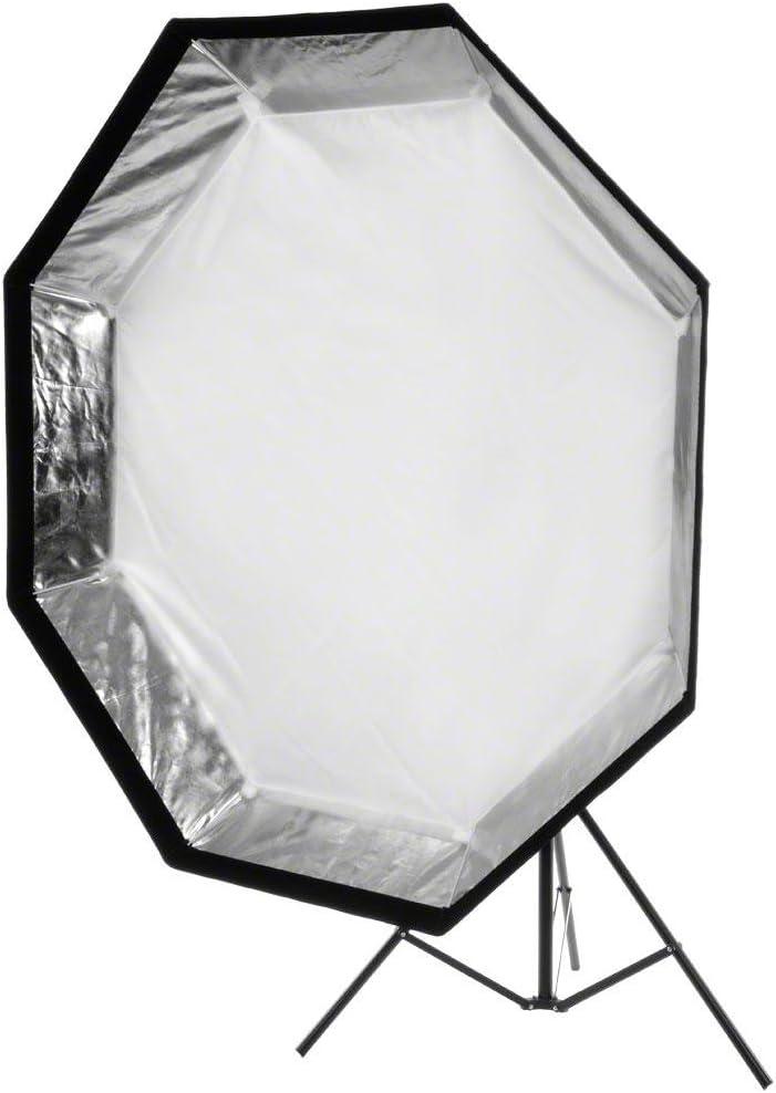 f/ür Broncolor Durchmesser 120 cm Walimex Pro Easy Softbox