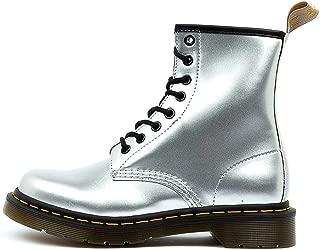 Dr. Martens 1460 Vegan Boot Purple Womens Shoes Lace Ups Heels Ankle Boots