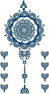 Tijdelijke Tatoeages 3 Vellen 3D Tatoo Sticker Full Arm Tattoo Stickers, Herbal Semi Permanent Tattoo Stickers Arm Water T...