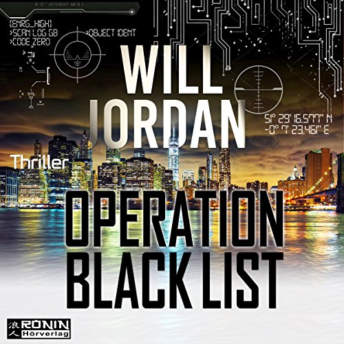 Operation Black List cover art