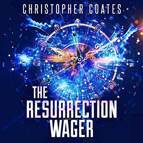 The Resurrection Wager cover art