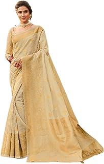 بلوزة ساري من القطن الناعم أحدث موضة للنساء الهندية من متعدد الألوان مع Pallu 5764