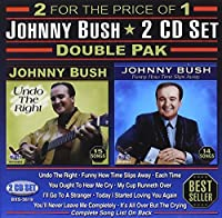 Double Pak by Johnny Bush (2014-04-01)