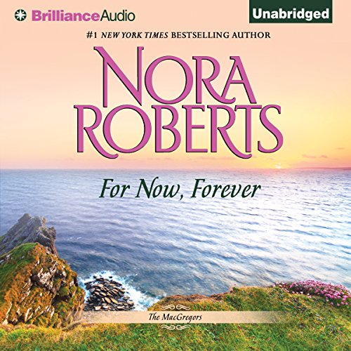 For Now, Forever audiobook cover art