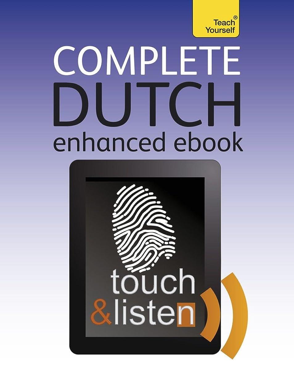 助けになるケープバランスのとれたComplete Dutch: Teach Yourself Enhanced Epub (Teach Yourself Audio eBooks) (English Edition)